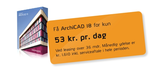 Leasing ArchiCAD
